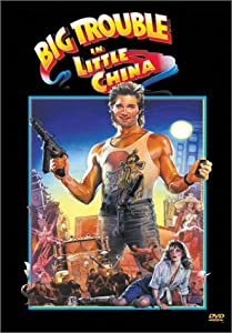 """Cover of """"Big Trouble in Little China (Sp..."""