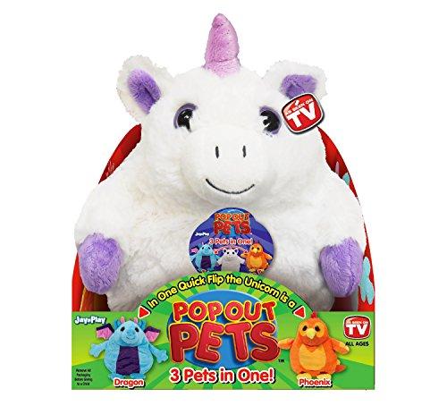 51JYPVYT9gL - What's in the box: Pokemon Plushies #1 (Plush Stuffed animals)