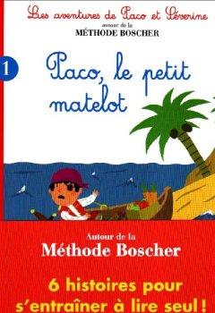 Livres Couvertures de Pack 6 histoires autour de la méthode Boscher : les Aventures de Paco et Séverine
