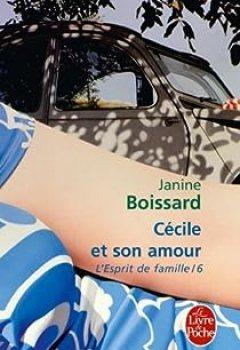 Livres Couvertures de L'Esprit De Famille, Tome 6 : Cécile Et Son Amour
