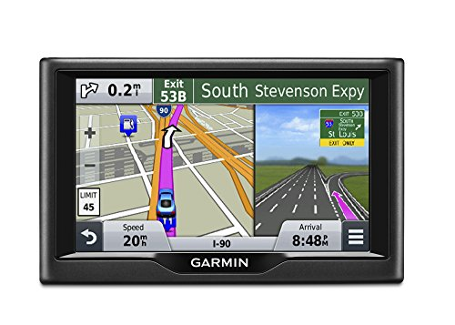Garmin Nuvi 57LM GPS Navigator System with Spoken Turn-By-Turn Directions