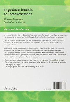 Livres Couvertures de Le périnée féminin et l'accouchement - Éléments d'anatomie, Applications pratiques