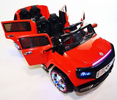 NEW-4-DOORS-BATTERY-OPERATED-RIDE-ON-TOY-CAR-WITH-REMOTE-CONTROL-12-VOLTS-4kids