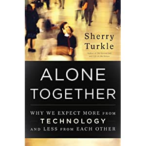 Cover of Alone Together by Sherry Turkle