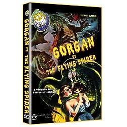 Gorgan Vs The Flying Spider (1966)