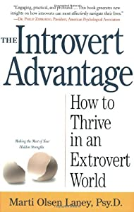 "Cover of ""The Introvert Advantage: How to..."