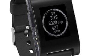 Pebble Smartwatch Black