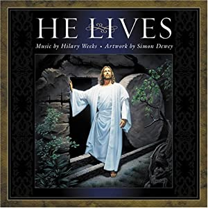 "Cover of ""He Lives"""