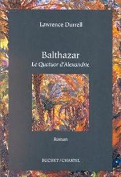 Livres Couvertures de Le Quatuor D'Alexandrie, Tome 2 : Balthazar