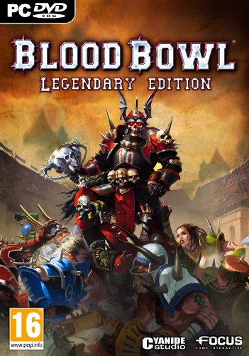 Blood Bowl Legendary (PC) (輸入版)