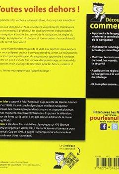 Livres Couvertures de La Voile pour les Nuls, nouvelle édition