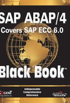 Livres Couvertures de Sap Abap/4, Covers Sap Ecc 6.0, Black Book: 2009 Ed