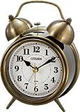 CITIZEN (シチズン) 目覚まし時計 ツインベルRA06 8RAA06-063