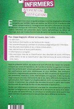 Livres Couvertures de Diagnostics infirmiers : Interventions et justifications