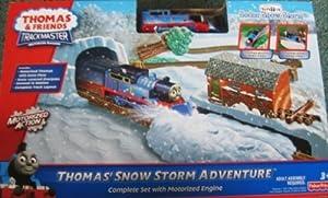 FISHER PRICE THOMAS SNOW STORM ADVENTURE Toys