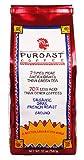 Puroast Low Acid Coffee Organic French Roast Ground Coffee, 12 Ounce Bag