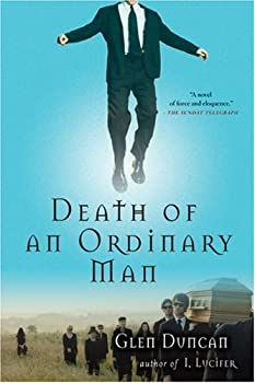 """Cover of """"Death of an Ordinary Man: A Nov..."""