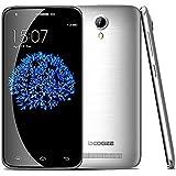 DOOGEE VALENCIA2 Y100 Pro 5.0 Pollici HD Dello Schermo 4G LTE Smartphone Quad Core 13.0MP Fotocamera 2 GB RAM 16GB ROM