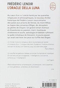 Livres Couvertures de L'Oracle della Luna : Le tragique et lumineux destin de Giovanni Tratore