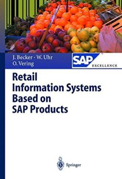 Livres Couvertures de Retail Information Systems Based on SAP Products by J??rg Becker (2001-08-09)