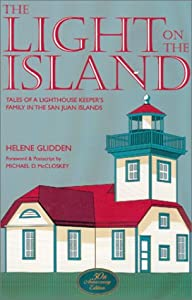 "Cover of ""The Light on the Island (50th A..."