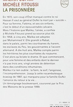 PDF GRATUIT TÉLÉCHARGER PRISONNIÈRE FRANÇAIS OUFKIR LA MALIKA
