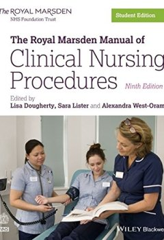 Livres Couvertures de The Royal Marsden Manual of Clinical Nursing Procedures