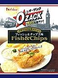 ハウス食品 オーザック フィッシュ&チップス味 68g×12袋
