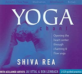 "Cover of ""Yoga Chant"""