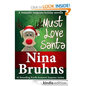 Must Love Santa (a short romantic suspense holiday novella)
