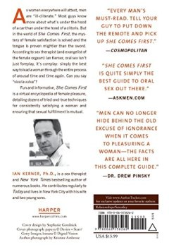 Livres Couvertures de She Comes First: The Thinking Man's Guide to Pleasuring a Woman