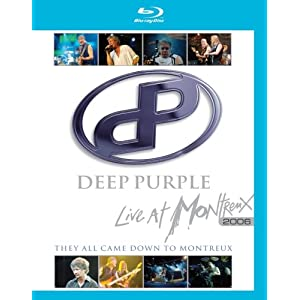 Deep Purple - They All Came Down To Montreux Live At Montreux 2006 Blu-ray