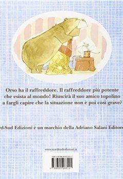 Copertina del libro di Che raffreddore, orso!
