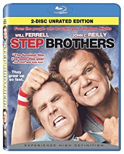 "Cover of ""Step Brothers (2-Disc Unrated E..."