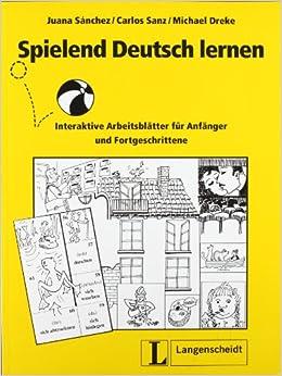 Spielend Deutsch lernen: Interaktive Arbeitsblätter für