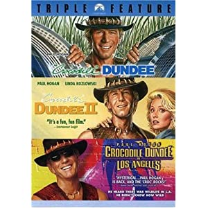 Crocodile Dundee/Crocodile Dundee 2/Crocodile Dundee in Los Angeles