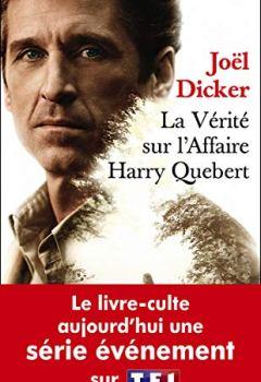Livres Couvertures de La vérité sur l'affaire Harry Quebert Poche Série