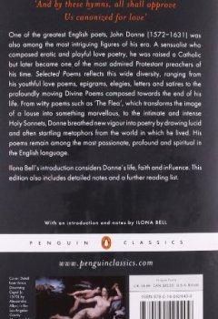 Livres Couvertures de Selected Poems: Donne