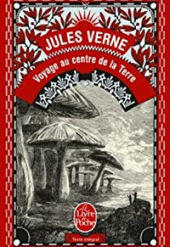 Livres Couvertures de Voyage Au Centre De La Terre