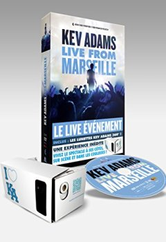 Telecharger Kev Adams Live From Marseille Edition Limitee