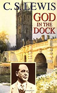 "Cover of ""God in the Dock: Essays on Theo..."