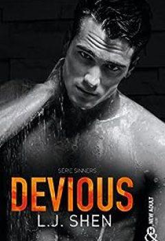 Livres Couvertures de Devious