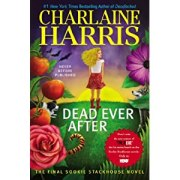 book cover for Dead Ever After by Charlaine Harris