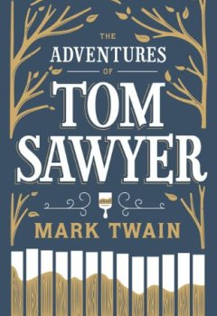 Livres Couvertures de The Adventures of Tom Sawyer-