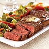 Omaha Steaks 6 (8 oz.) Boneless New York Strips