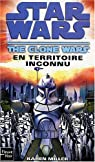 Star Wars, tome 93 : En territoire inconnu (The Clone Wars 2)