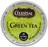 Keurig, Celestial Seasonings, Natural Antioxidant Green Tea, K-Cup packs, 30 Count