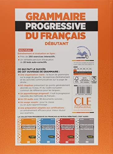 Grammaire Progressive Du Francais Niveau Intermediaire Pdf