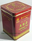 TIAN HU SHAN BRAND CHINA OOLONG loose leaf TEA 14 oz (400 g) TIN