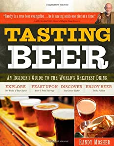 """Cover of """"Tasting Beer: An Insider's Guid..."""